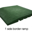 1 side border ramp