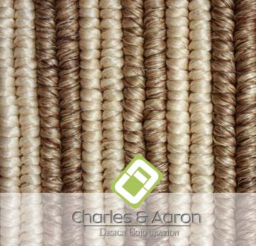 Thick Weave Abaca Carpet
